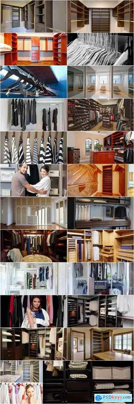 Interior sliding wardrobe sliding door shelf rack 25 HQ Jpeg