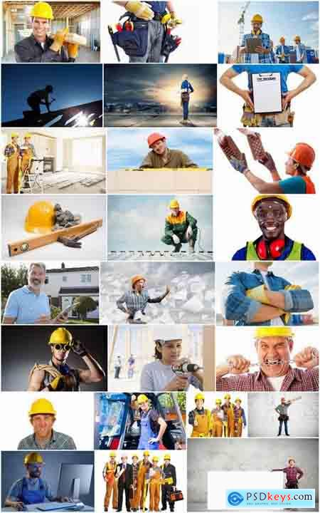 Builder master universal worker 25 HQ Jpeg