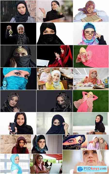 Muslim girl woman child man people 25 HQ Jpeg
