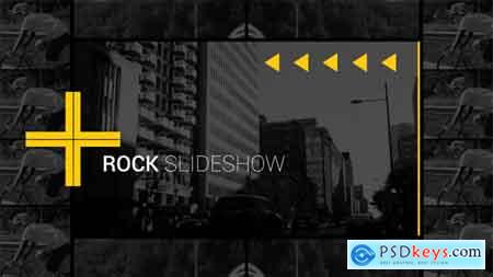 Videohive Rock Slideshow Free