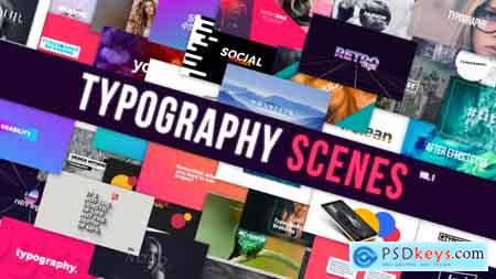 Videohive Typography Free