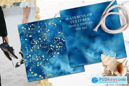 Creativemarket Ocean wedding invitations suit