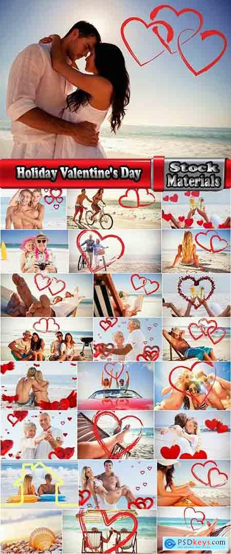 Holiday Valentine's Day couple beach sea vacation travel 25 HQ Jpeg
