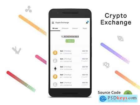 Cryptocurrency exchange ui kits