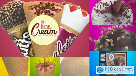 Videohive Ice Cream Commercial Free