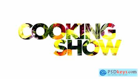 Videohive Cooking Show Intro Free