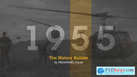 Videohive The History Timeline Free