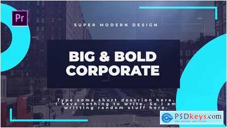 Videohive Big & Bold Corporate Free