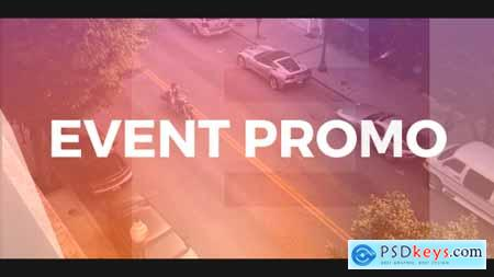 Videohive Colorful Event Promo Free