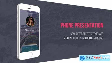 Videohive Phone Presentation Kit Free