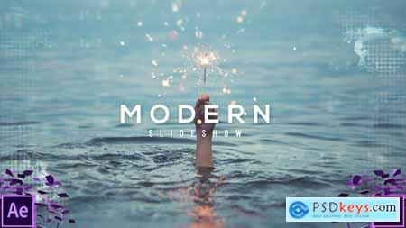 Videohive Modern Digital Slideshow Free