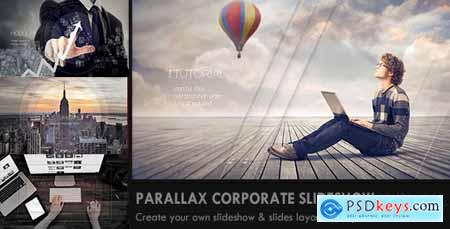 Videohive Parallax Corporate Slideshow Free