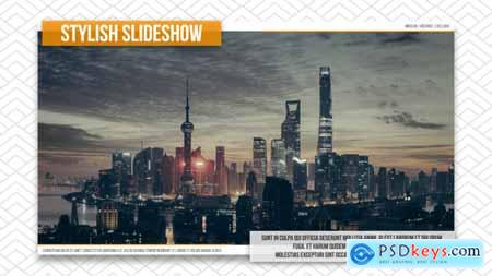 Videohive Stylish Slideshow Free