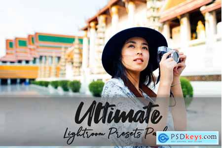 Thehungryjpeg Ultimate Lightroom Presets Pack