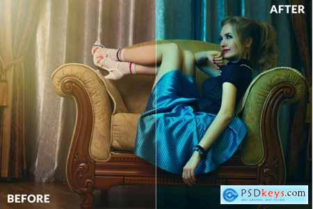 Thehungryjpeg Artistic Mood Lightroom and Photoshop Presets