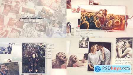 Videohive Photo Memories - Retro Slideshow