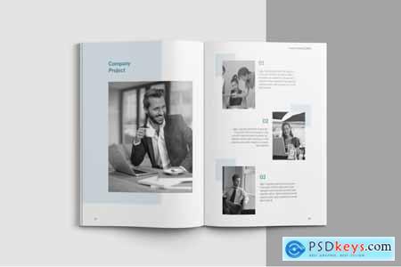 Creativemarket Creative Brochure