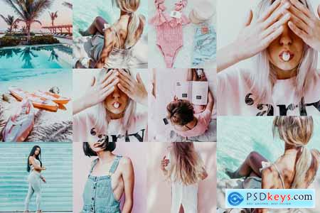 Creativemarket UNICORN MAGIC LIGHTROOM PRESETS