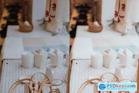 Creativemarket Mobile Lightroom Preset Full Pack
