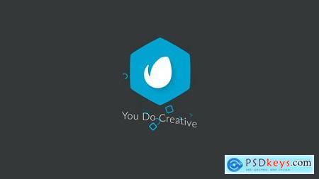 Videohive Minimal Logo Reveal Free