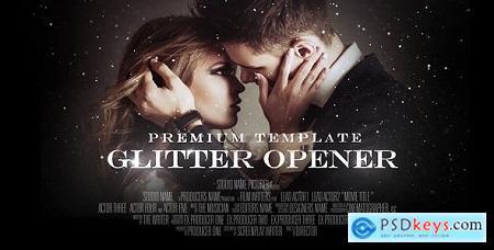 Videohive Glitter Opener Free