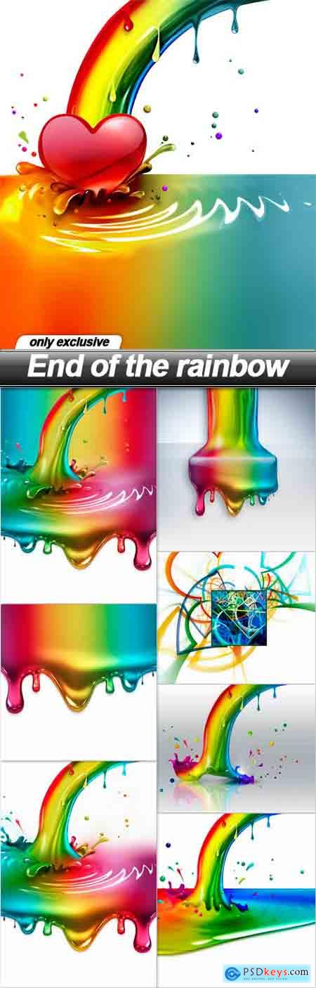 End of the rainbow - 8 UHQ JPEG
