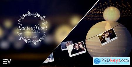 Videohive Love Under the Lanterns Photo Gallery Free