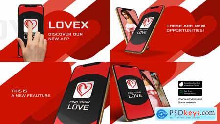 Videohive App Promo Xs Free