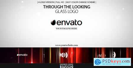 Videohive Through the Looking Glass Logo Free