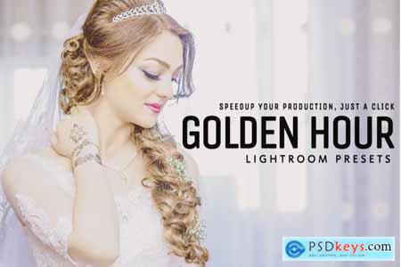 Thehungryjpeg Golden Hour Lightroom Presets