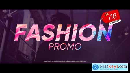 Videohive Fashion Promo