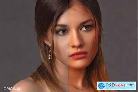 Thehungryjpeg Realistic Painting Photoshop Action