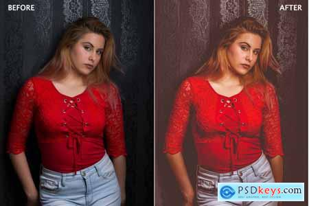 Thehungryjpeg Fashion Editorial Lightroom Presets