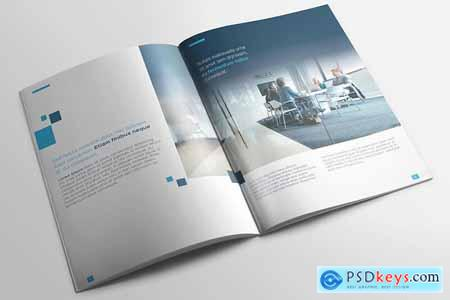 Creativemarket Multipurpose A4 Brochure Catalog