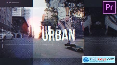 Videohive Urban Opener Free