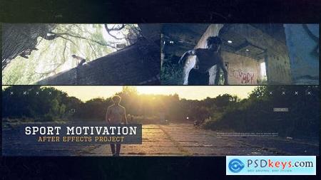 Videohive Sport Motivation Free