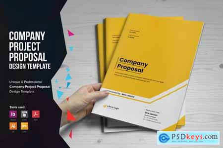 Creativemarket Project Business Proposal v4
