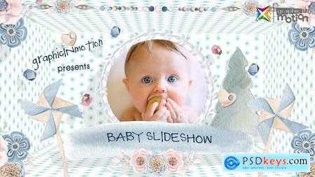 Videohive Baby Slideshow Free