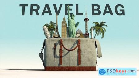 Videohive Travel Bag Free