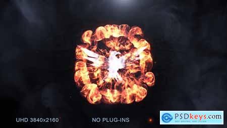 Videohive Logo Slam Explosion Free