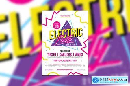 Retro Electirc Party