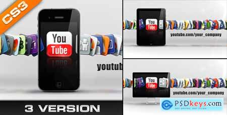 Videohive Media & Social Networks Free
