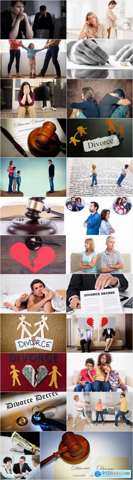 Divorce frustration woman man quarrel 25 HQ Jpeg