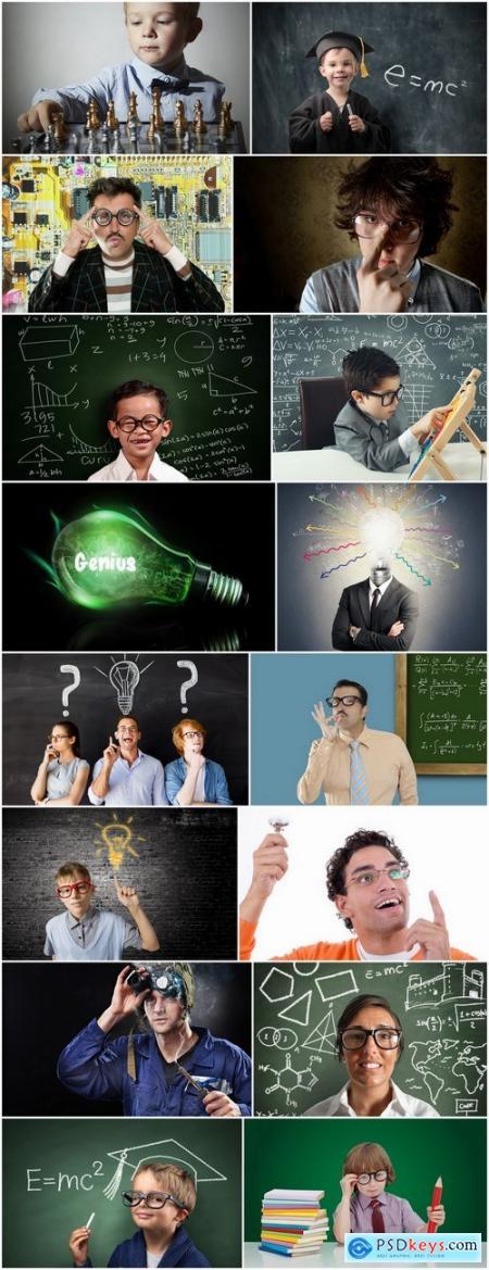 Genius scientist talented person 16 HQ Jpeg