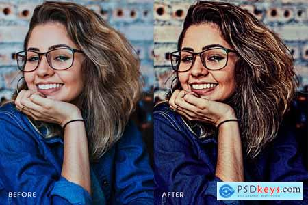 Creativemarket Ultra HDR Photoshop Action