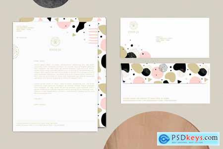Creativemarket Business Branding kit – COCO