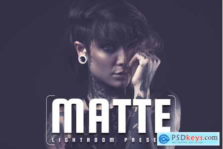 Creativemarket Matte Lightroom Presets
