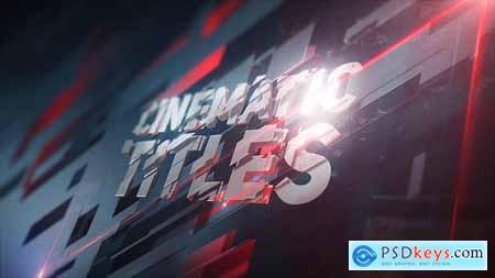 Videohive 3D Plates Titles Free