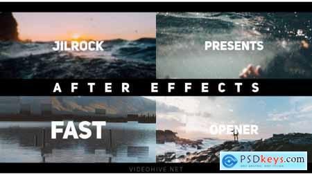 Videohive Clean Rhythmic Opener Free