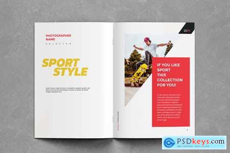 Creativemarket Sport Collection for Photographers